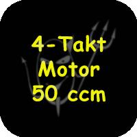 4-Takt Motor (139-QMB) 50 ccm
