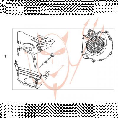 4-Takt Motor (152-QMI) 125 ccm -...