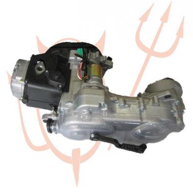 4-Takt Motor (139-QMB) 50 ccm - Austausch-Motor