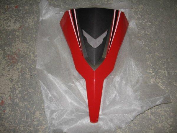 Obere Frontverkleidung, Rot-Schwarz