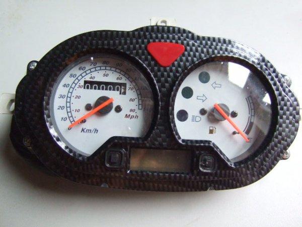 Tachometereinheit, komplett 120 km/h