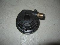 Tachoantrieb 12 mm für Vierkant