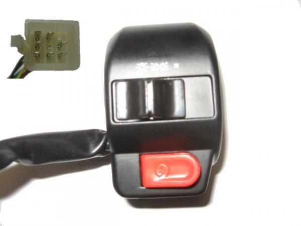 Lichtschalter (mit schwarzen Schalter)