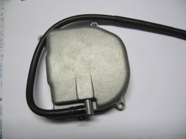 Ventildeckel (ohne Anschluss für Sek. Luftsystem)