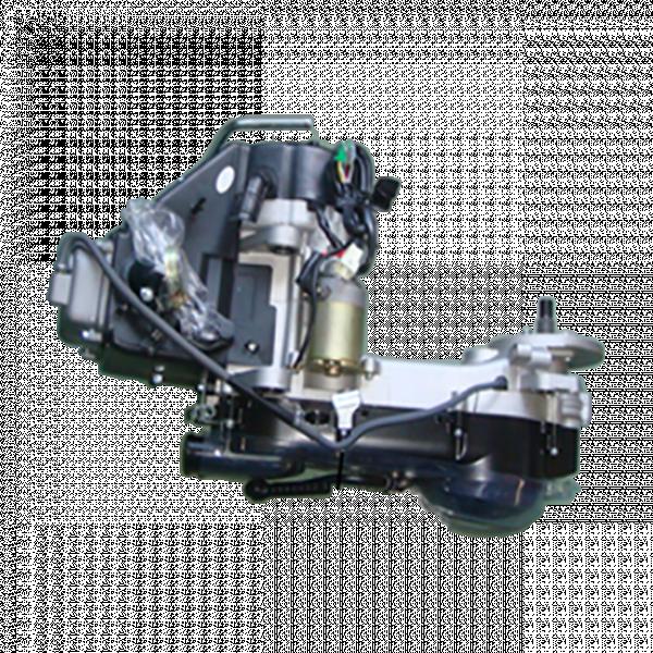 Austausch-Motor 125 ccm 4T Typ 152 QMI (10 Zoll)
