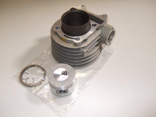 125 ccm Zylinderkit einschl. Kolben etc.