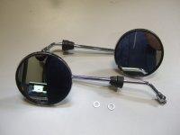 Chrom Spiegelsatz Standard 8mm