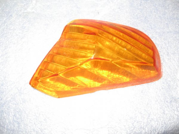 Blinkerglas rechts, gelb