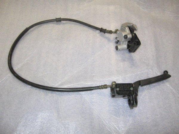 Bremsanlage vorne, komplett (Typ 2)