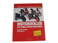 Werkstatt-Handbuch für China-Roller
