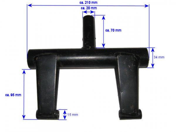 Motorhalterung (Typ 2)