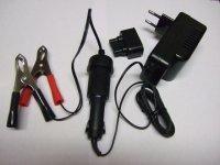 Batterieladegerät BA35E 6/12V/300mA