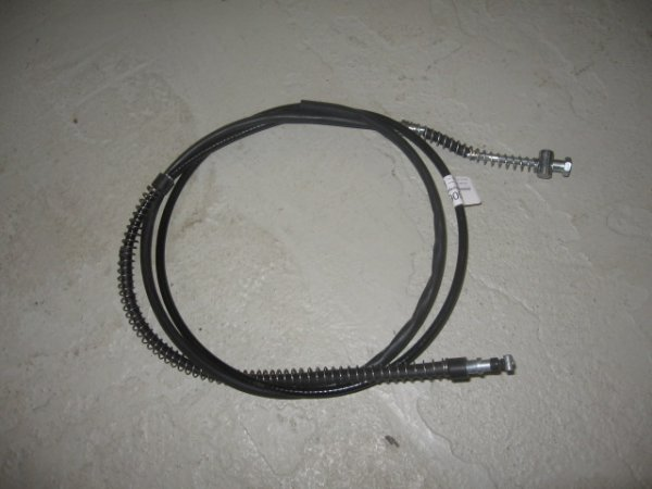Bremszug, Hinterradbremse (Länge ca. 205 cm)