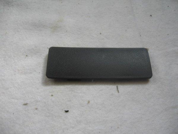 Abdeckung Fahrgestellnummer