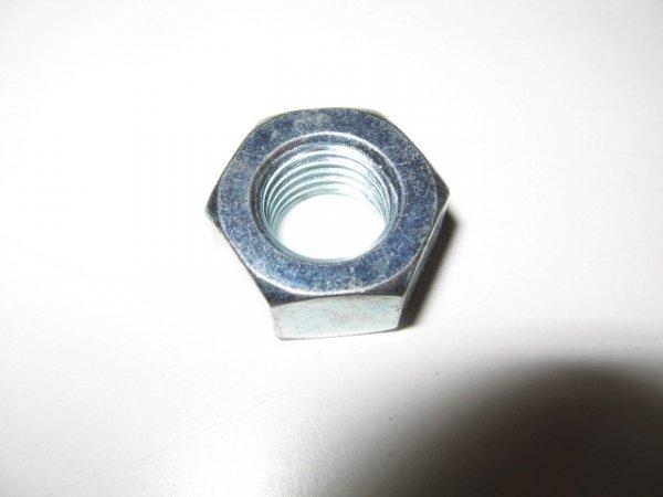 Sechskant-Mutter M12 x 1,5, verzinkt.