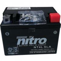 GEL-Batterie 12V 4 Ah YTC4L-BS