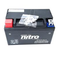 GEL-Batterie 12V 6Amp NTX7A SLA