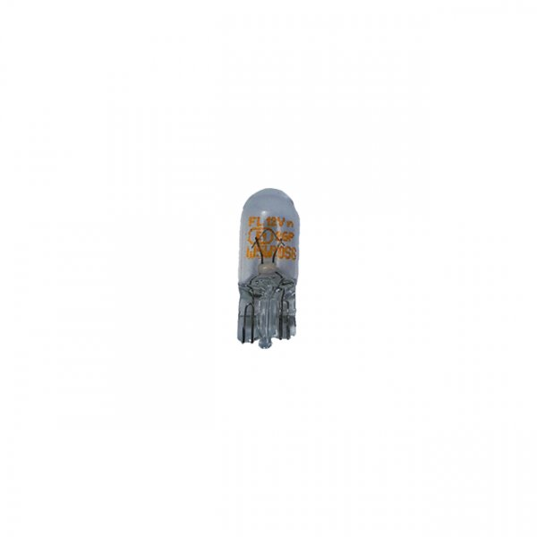 12V 5W Glühlampe, Glassockel